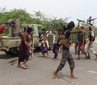 Yemen rebel attack kills 12 soldiers south of Hodeida