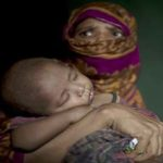 10 months on, the babies of Rohingya rape survivors arrive