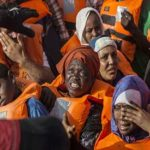 Fear turns into joy- Rescue boat saves 60 in Mediterranean