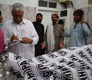 Pakistan political rallies