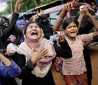 Myanmar rejects UN findings in Rohingya genocide report