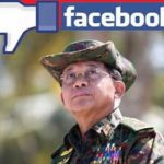 Russian 'Facebook' bans Myanmar army chief, hardline monk
