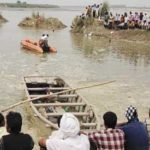 22 people missing after boat capsizes in India's northeast