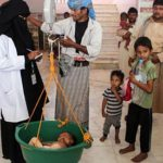 Yemen doctors despair as babies starve in orphaned province