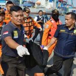 Lion Air plane crash- Six bodies found in sea off Jakarta, Indonesia